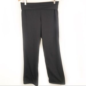 PATAGONIA | Black Serenity Organic Cotton Pants L